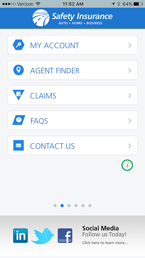 Safety Mobile- screenshot