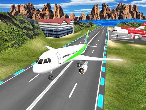 Airplane Flight Adventure: Games for Landing 1.0 screenshots 8