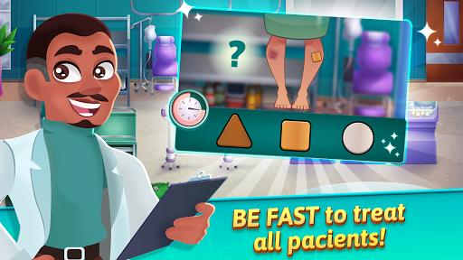 Medicine Dash - Hospital Time Management Game 1.0.3 Mod screenshots 2