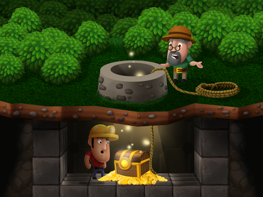 Diggy's Adventure: Logic Puzzles & Maze Escape RPG 1.5.374 screenshots 2