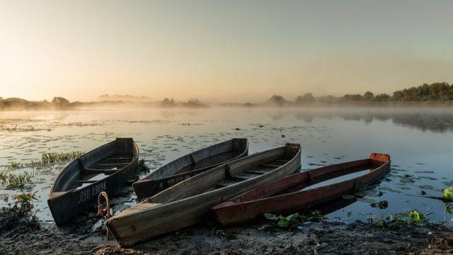 Тумани на Прип'яті