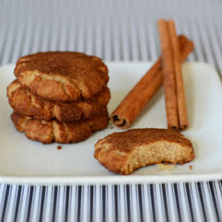 Snickerdoodles No Eggs Recipes.
