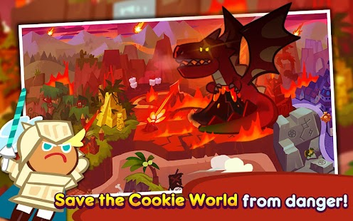 LINE Cookie Run- screenshot thumbnail