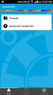 Timonel EPJ 2.0 - náhled
