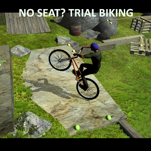 No Seat? – Trial Biking for PC and MAC