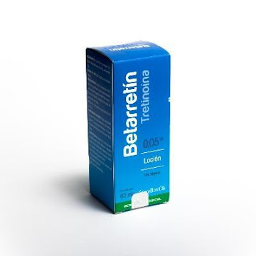Betarretín 0.05% Loción   Frasco x60ml. MEDIHEALTH Ácido Retinoico