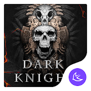 Cool Dark Knight-APUS Launcher theme