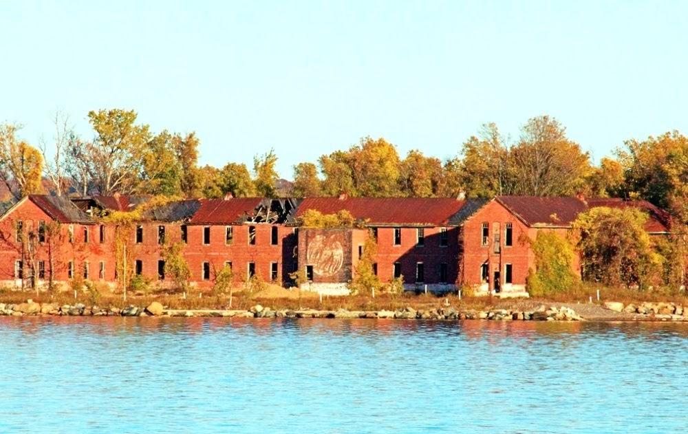 Hart Island, a ilha dos mortos de Nova Iorque
