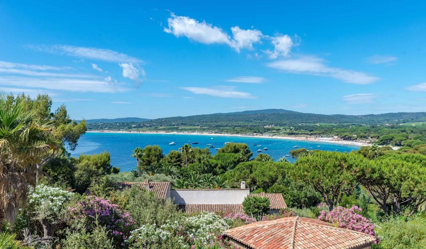 Property with pool and garden Ramatuelle