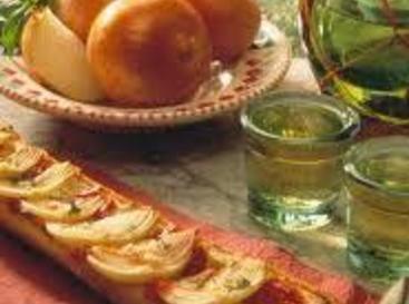 Crusty Onion Bruschetta Recipe