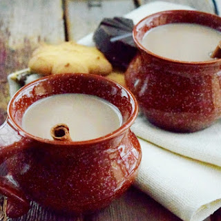 Champurrado, Mexican Hot Chocolate.