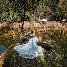 Wedding photographer Maksim Antonov (maksimantonov). Photo of 21.10.2018