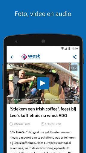 Omroep West 8.9.0 screenshots 3