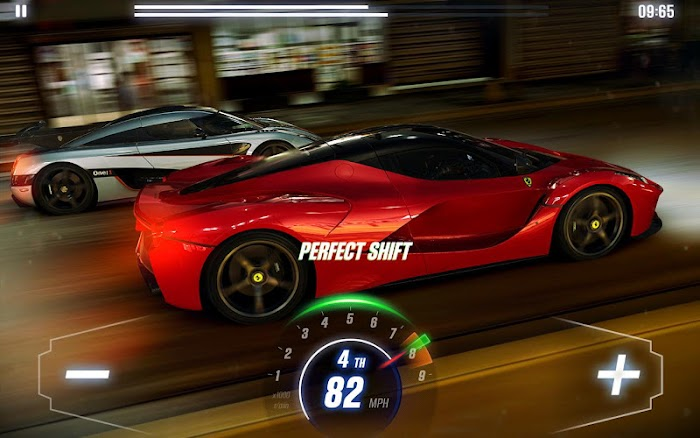 CSR Racing 2- screenshot