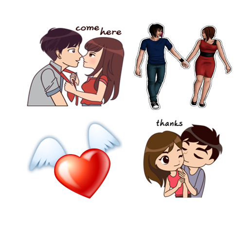 Love Sticker For WhatsApp