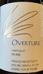 Opus One - Overture - Napa Valley