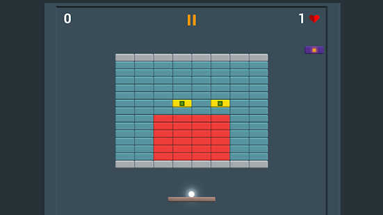 Brick Breaker 2D- screenshot thumbnail