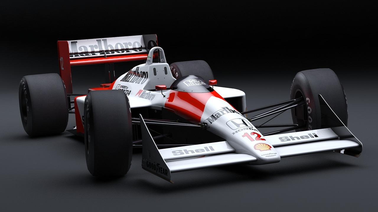 An interesting item for Ayrton Senna's fans