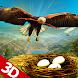ゴールデンイーグル:野生生物のシミュレーション