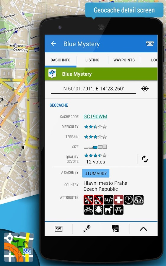 Locus Map Free - Outdoor GPS navigation and maps- screenshot