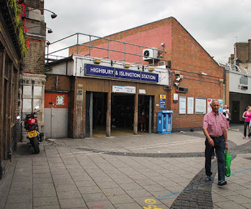 Things to do in Islington