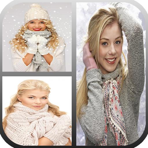 أزياء وموضة الشتاء 2017 遊戲 App LOGO-硬是要APP