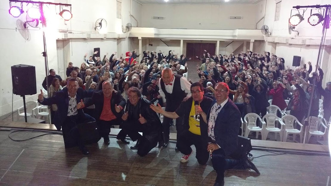 NOCHE DE HUMOR EN EL MARCO DE LA SEMANA PROVINCIAL DEL ESTUDIANTE
