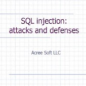 Basic of SQL Injection