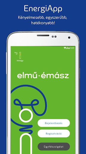 Elmű-Émász EnergiApp screenshot 1