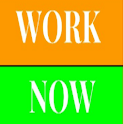 WORK NOW - Social Network icon