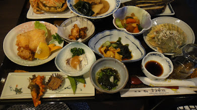Photo: コクボ荘の食事