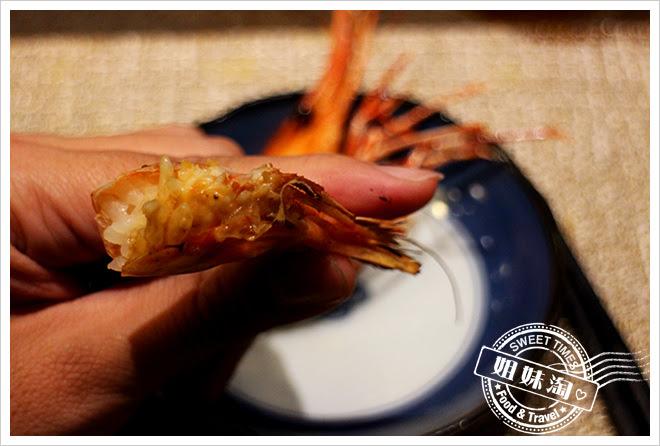 次郎本格日本料理牡丹蝦3