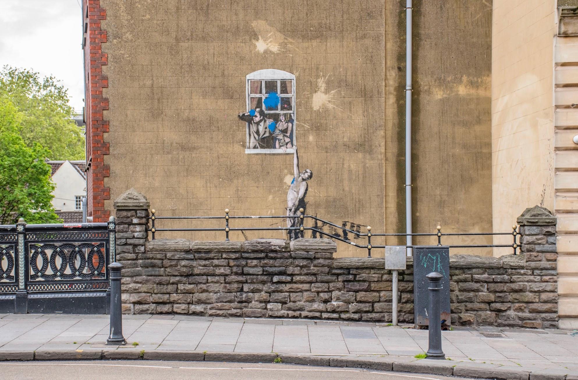Banksy-Bristol