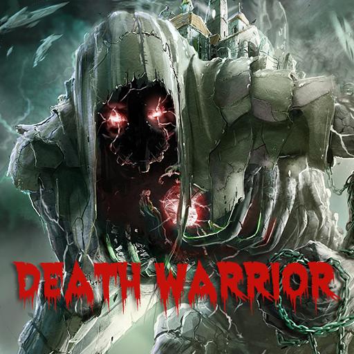 Death Warrior Keyboard Theme