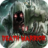 Death Warrior Keyboard Theme