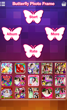 Butterfly Photo Frame 2016 1.1 screenshot 913075