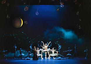 Photo: WIENER STAATSBALLETT in der Wiener Volksoper: EIN SOMMERNACHTSTRAUM in der Choreographie von Jorma Elo.  Irina Tsymbal. Foto: Barbara Zeininger