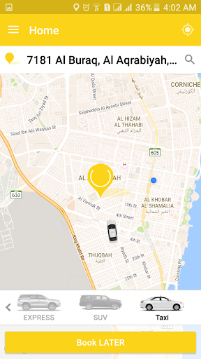 WSILH Car Booking App 4.6.1401 screenshots 3