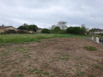 Terrain à bâtir 994 m2