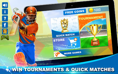Gujarat Lions T20 Cricket Game 2.0.43 screenshot 1605605