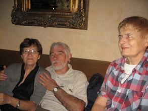 Photo: Nasza Pani Przewodnik (z lewej), Nasza Krysia (z prawej), Nasz Michaś (w środku))