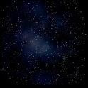 3D Black Live Wallpaper icon