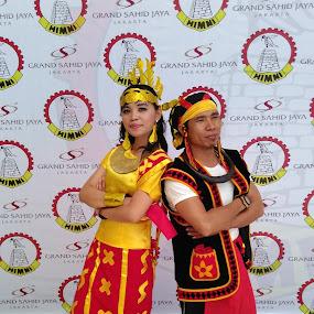 Clothes nias culture by Esterlin Wau - People Fashion ( fashion, people )
