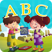 ABC Writing Game For Toddlers