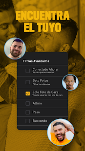 Grindr - Chat y encuentros gay Screenshot