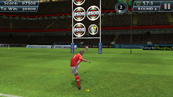 Screenshot of Rugby Kicks 2