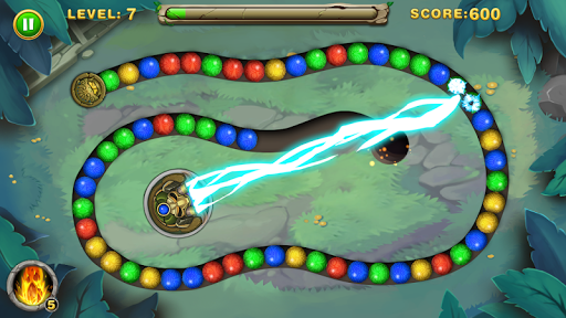 Jungle Marble Blast - Boom! 1.3.1 screenshots 1