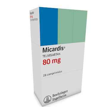 Micardis 80Mg   Comprimidos Caja x28Com. Boehringer Telmisartan