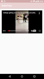 BalletTube - バレエ動画 - náhled