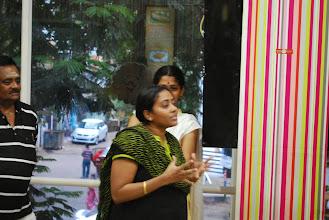 Photo: சுமிதா - தன் மொழிபெயர்ப்பு பற்றி